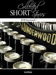 Collected short stories - copertina