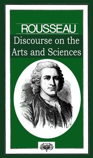 Discourse on the Arts and Sciences - copertina