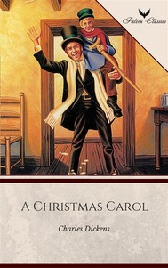 A Christmas Carol (Falcon Classics) [The 50 Best Classic Books Ever - # 19] - copertina