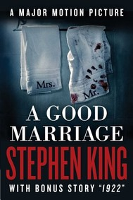 A Good Marriage - copertina