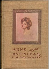 Anne of Avonlea - Anne Shirley Series #2 - copertina