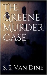 The Greene Murder Case - Librerie.coop