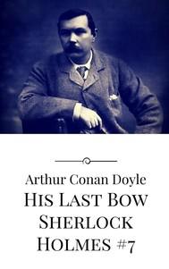 His Last Bow - copertina