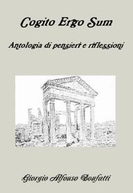 Cogito Ergo Sum, antologia di riflessioni e pensieri - copertina