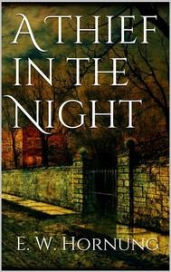 A Thief in the Night - copertina