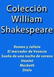 Colección William Shakespeare - copertina
