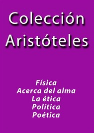 Colección Aristóteles - copertina