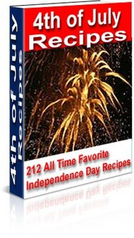 4TH of July Recipes... - copertina