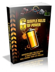 6 Simple Rules Of Power - copertina