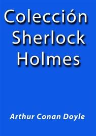 Colección Sherlock Holmes - copertina