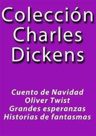 Colección Charles Dickens - copertina