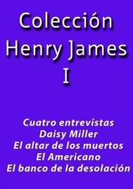 Colección Henry James I - copertina