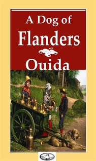 A Dog of Flanders by Ouida - copertina