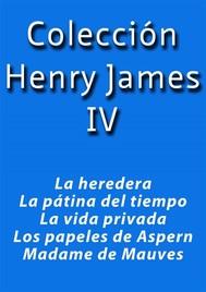 Colección Henry James IV - copertina