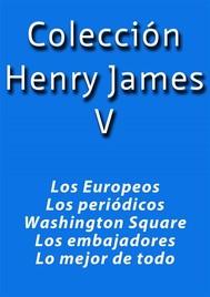 Colección Henry James V - copertina