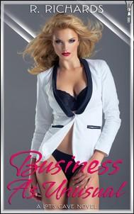 Business As Unusual - copertina
