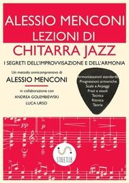 Lezioni di Chitarra Jazz - copertina