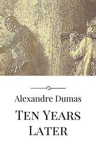 Ten Years Later - copertina