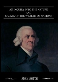 An Inquiry into the Nature and Causes of the Wealth of Nations - copertina