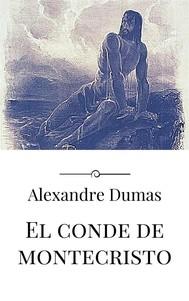 El conde de montecristo - copertina