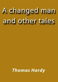 A changed man and other tales - copertina