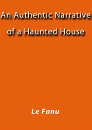 An Authentic Narrative of a Haunted House - copertina