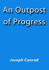 An Outpost of Progress - copertina