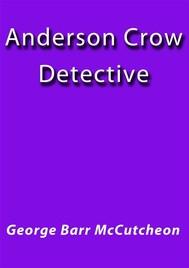 Anderson Crow Detective - copertina