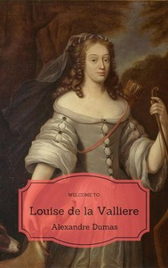 Louise de la Valliere - copertina
