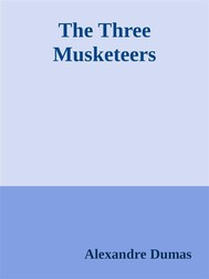 The Three Musketeers - copertina