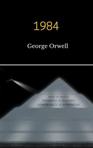 1984 - Nineteen Eighty-Four - copertina
