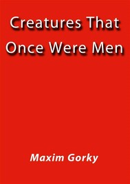 Creatures That Once Were Men - copertina