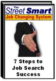 7 Steps to Job Search Success - copertina