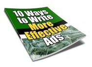 10 Ways to Write More Effective Ads - copertina