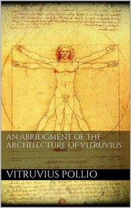 An Abridgment of the Architecture of Vitruvius  - copertina