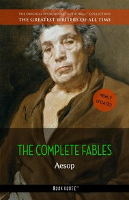 Aesop: The Complete Fables (Book House) - copertina