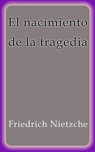 El nacimiento de la tragedia - copertina