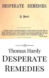 Desperate Remedies - Librerie.coop