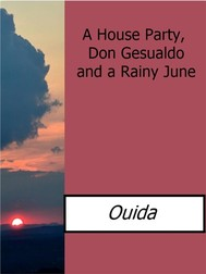 A House Party, Don Gesualdo and a Rainy June - copertina