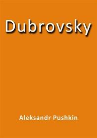 Dubrovsky - Librerie.coop