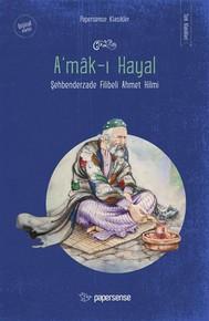 A'mak-ı Hayal - copertina