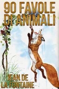 90 Favole di Animali - copertina