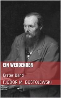 Ein Werdender - Erster Band - Librerie.coop