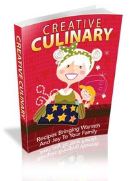 Creative Culinary - copertina
