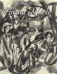 August Macke:Master Drawings  - copertina