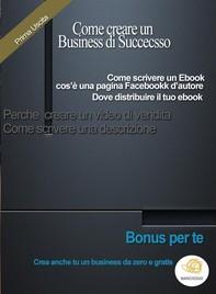 Come creare un Business di Successo - Librerie.coop