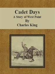 Cadet Days: A Story of West Point - copertina