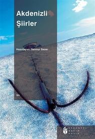 Akdenizli Şiirler - copertina