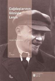Çağdaşlarının Gözüyle Lenin - copertina