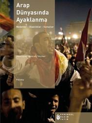 Arap Dünyasında Ayaklanma - copertina